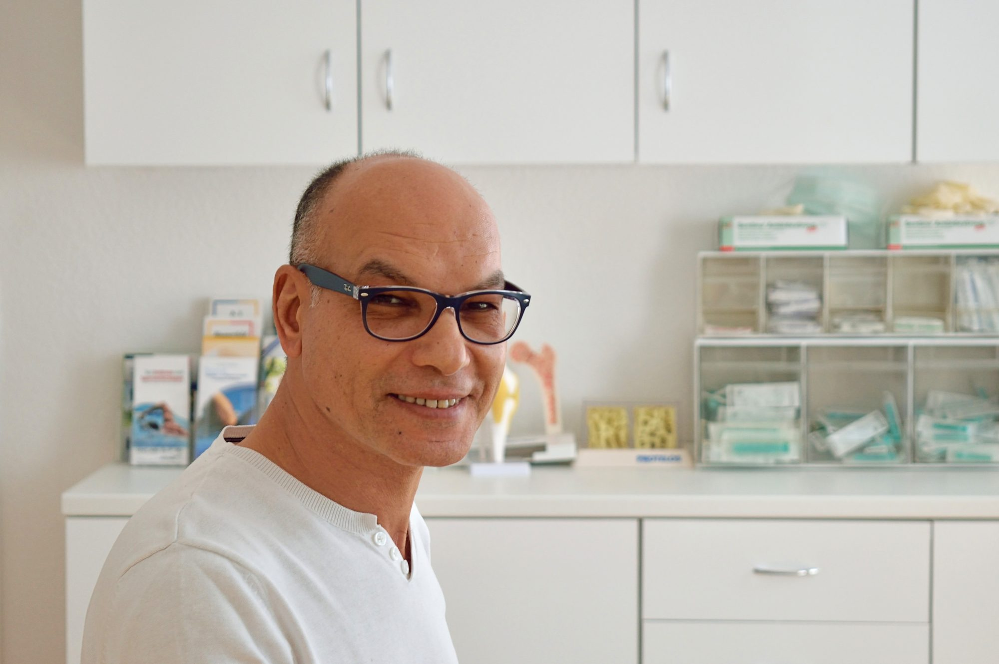 Dr. med. Ashraf Abd El-Aziz - Facharzt für Orthopädie Osteologe DVO